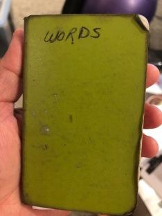 Words book